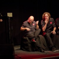 Improtheater Paternoster:  <br> <small>  Jackpot- Show </small>