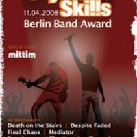 STYLES AND SKILLS 2008 - Berlin Band Award