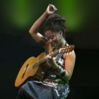 Sara Tavares - 'Xinti-Feel it' -  Tour 2009