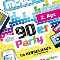 Move it - Die 90er Party