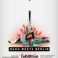 Baku meets Berlin Das Public Viewing Fest zum Eurovision Song Contest